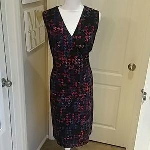Ellen Tracy Dress Sz 16